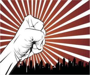Primo sciopero operatori sociali Napoli