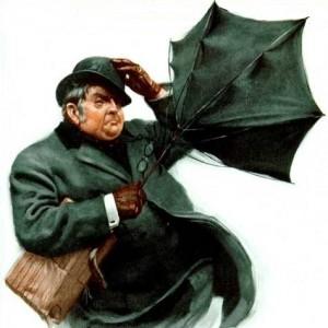 Pioggia paura e rabbia a Madrid