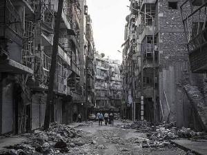 Siria una riflessione amara