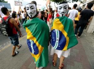 Brasile, scioperare come un tempo