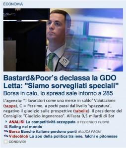 Ritaglio Repubblica B&P