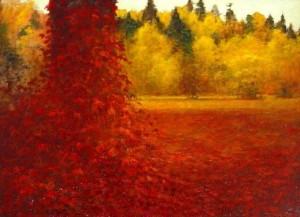 Nel caldo dell'autunno