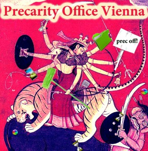 Precarity Office Vienna