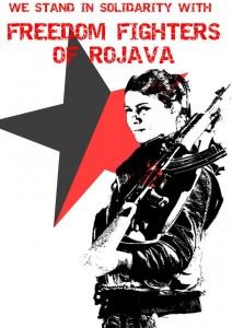 Solidarity Rojava