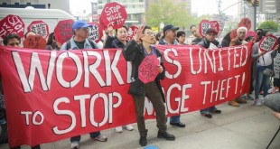 Chinese Workers Centres
