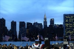 Bernie Sanders Holds Campaign Rally In NYC On Eve Of NY State Primary