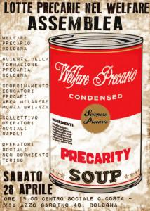 Precarity soup
