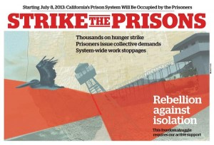 California, prison hungerstrike