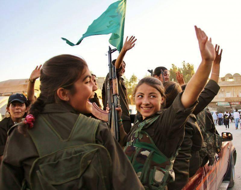 Al di qua di Kobane1
